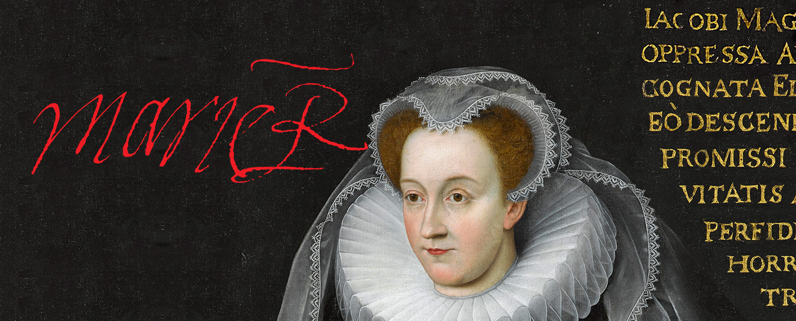 Mary, Queen of Scots © Blairs Museum Trust