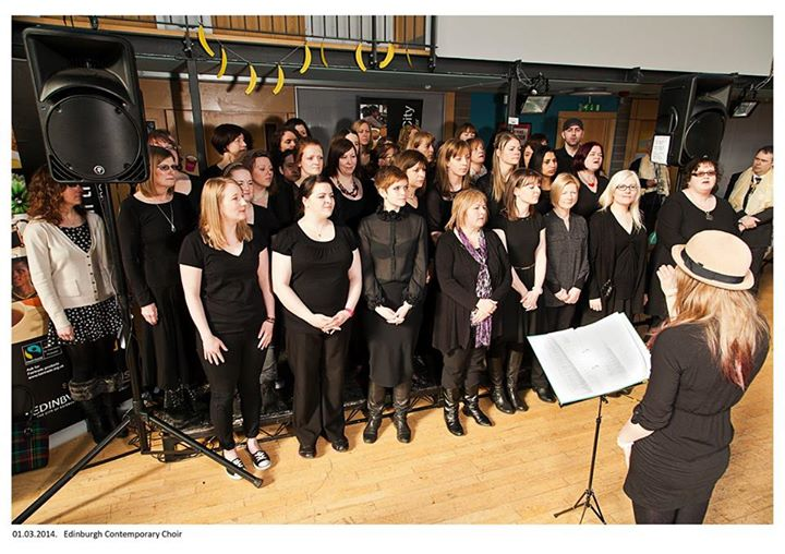 Edinburgh Contemporary Choir