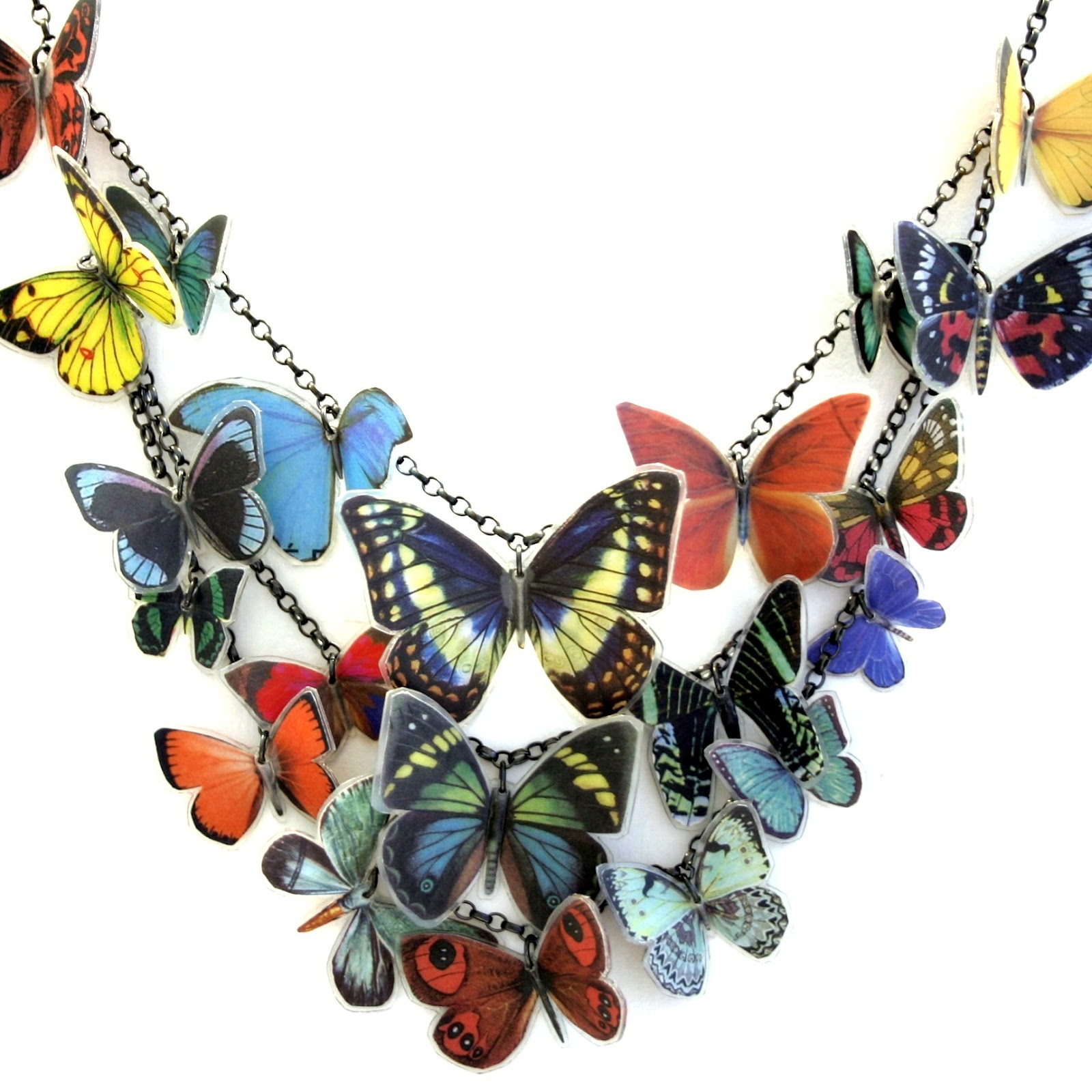 Grainne Morton Butterfly Necklace2
