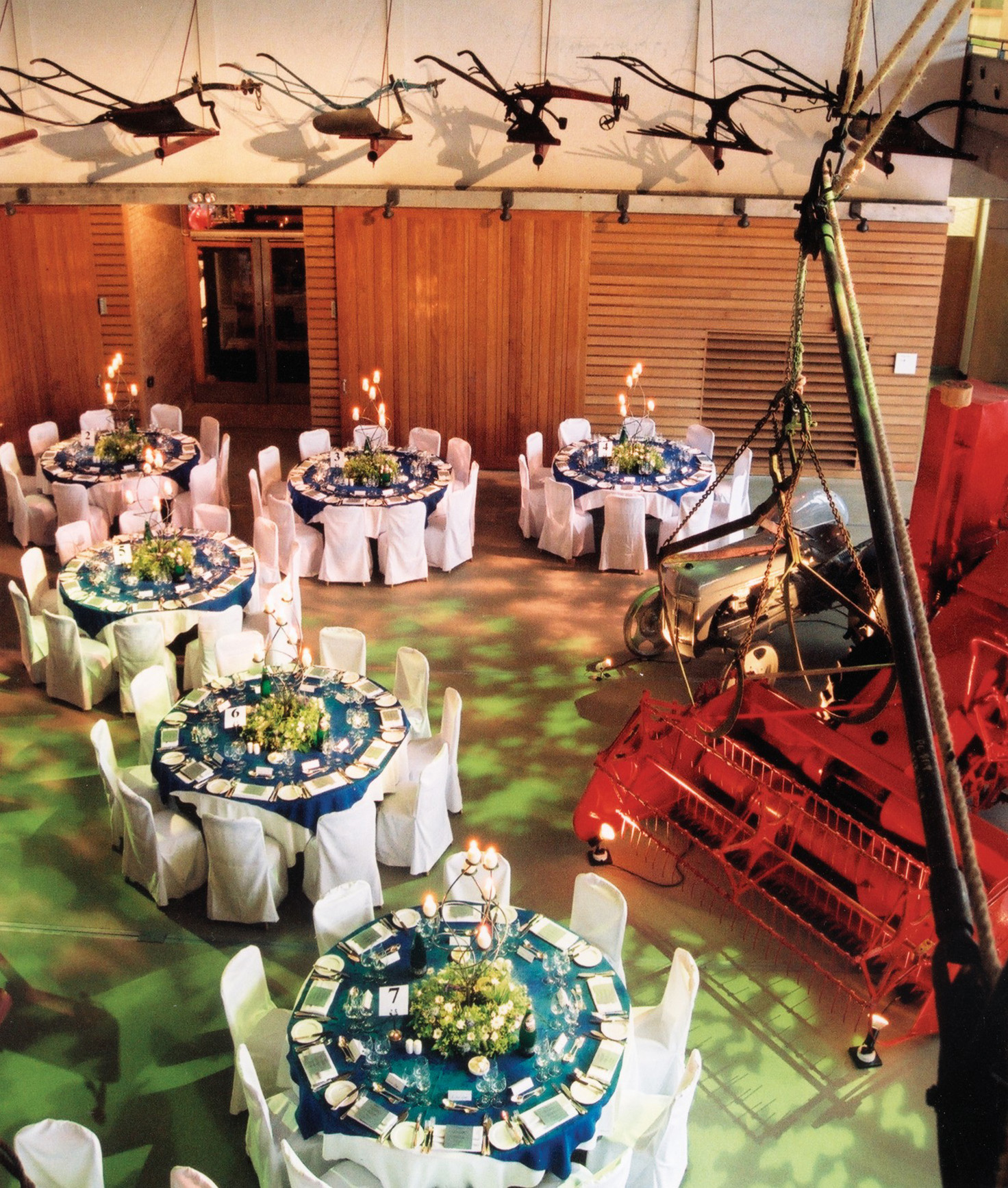 Venue hire at National Museum of Rural Life