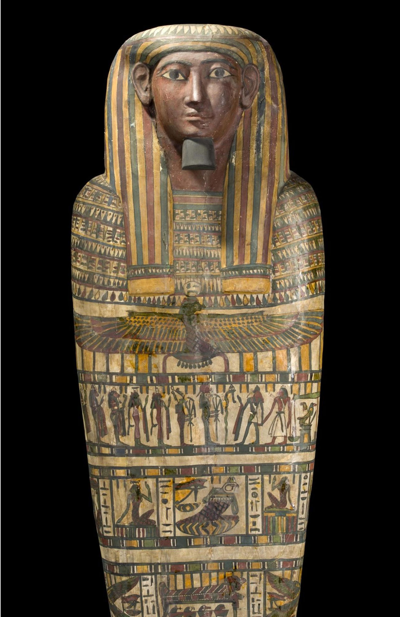 Coffin of Amenhotepiin