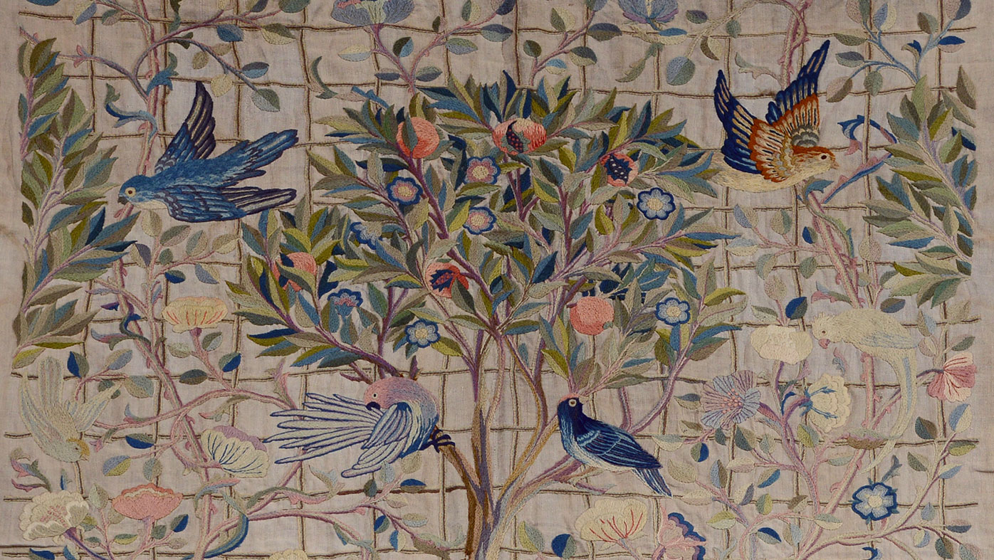 May Morris Embroideries Header