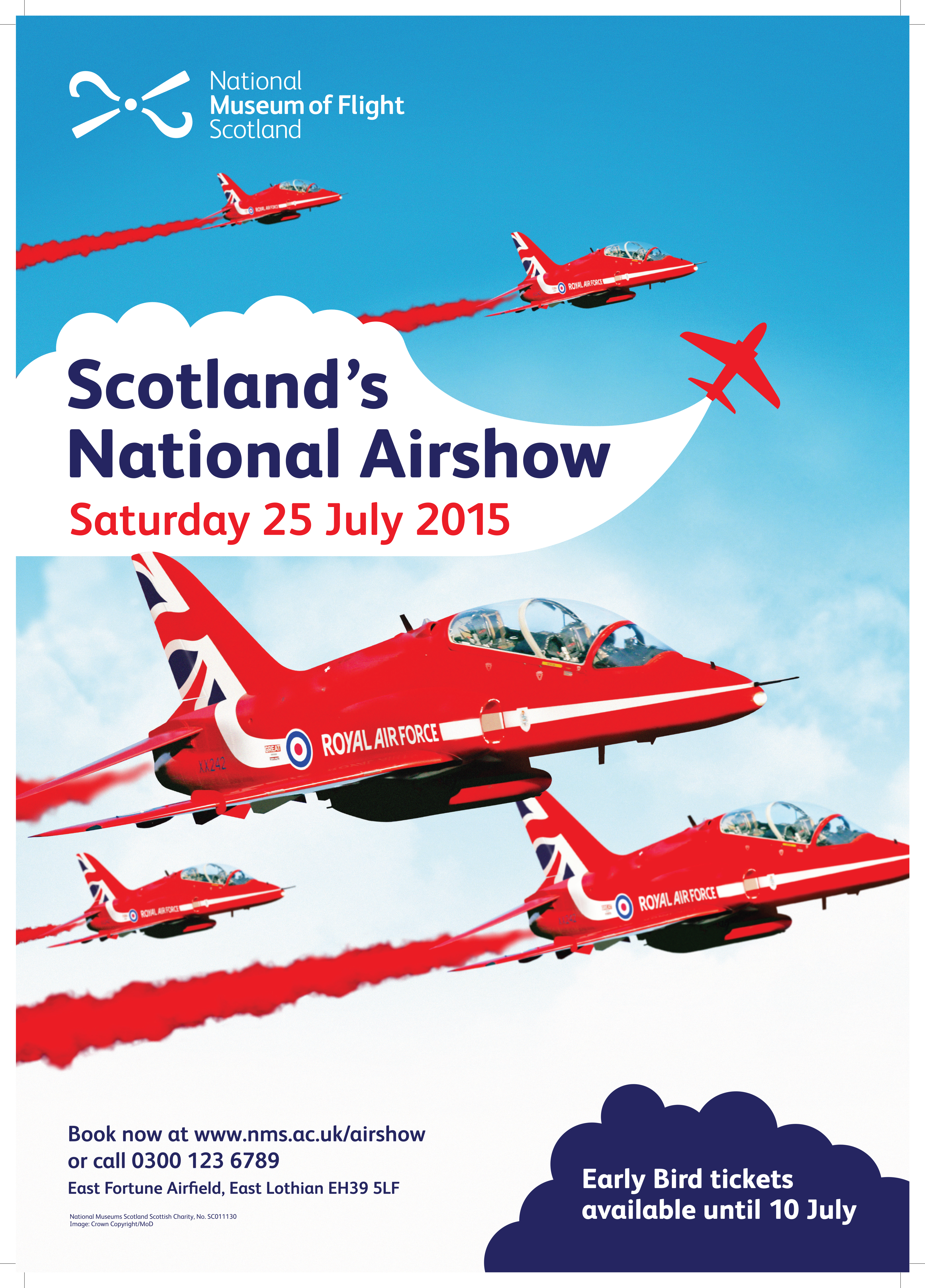 Scotlands National Airshow A3 Aw
