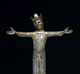 Crucifix / figure / Christ