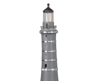 Lighthouse, Eddystone, third / model