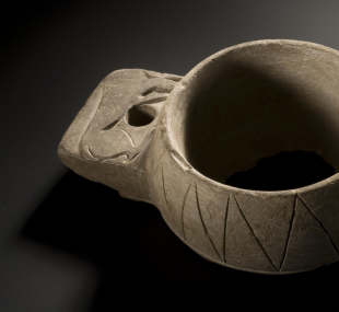 Vessel stone / cup