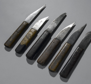 Bookbinder's knife