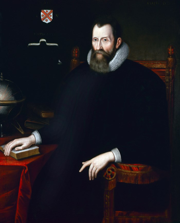 John Napier. Image © University of Edinburgh