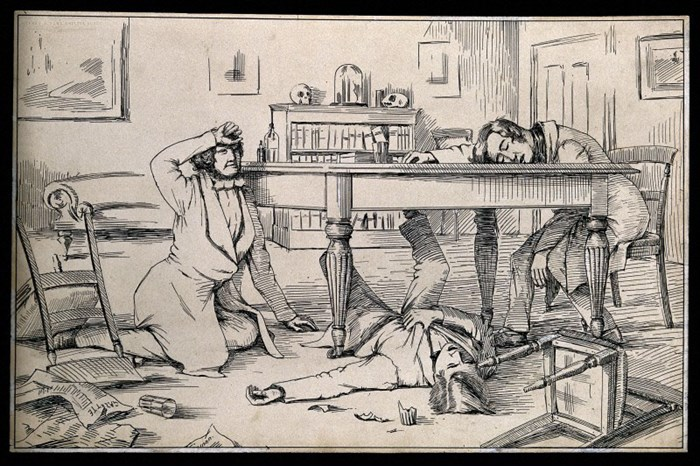 Wellcomeeffects Of Chloroform Historical