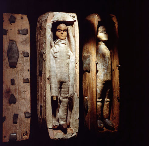 Arthur's Seat Coffins