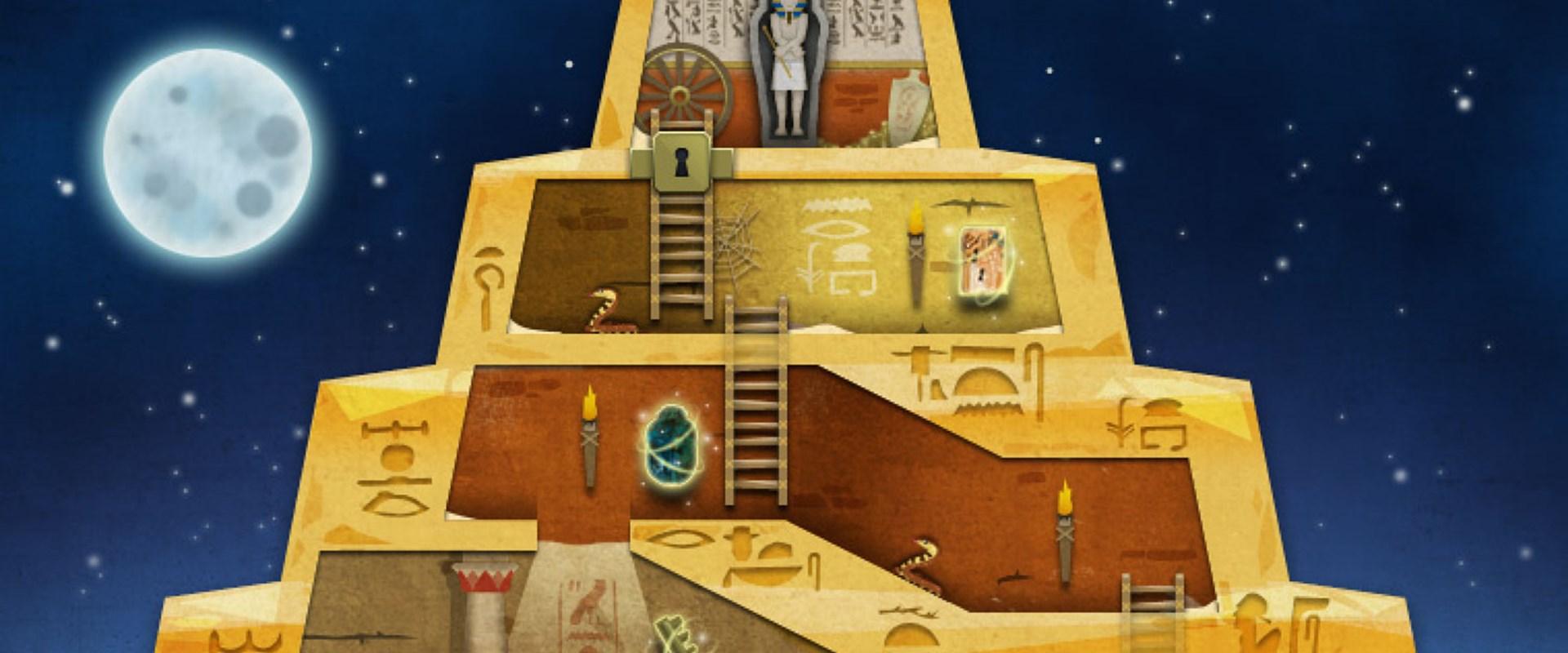 The Three Pyramids