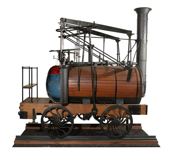 Model of Wylam Dilly