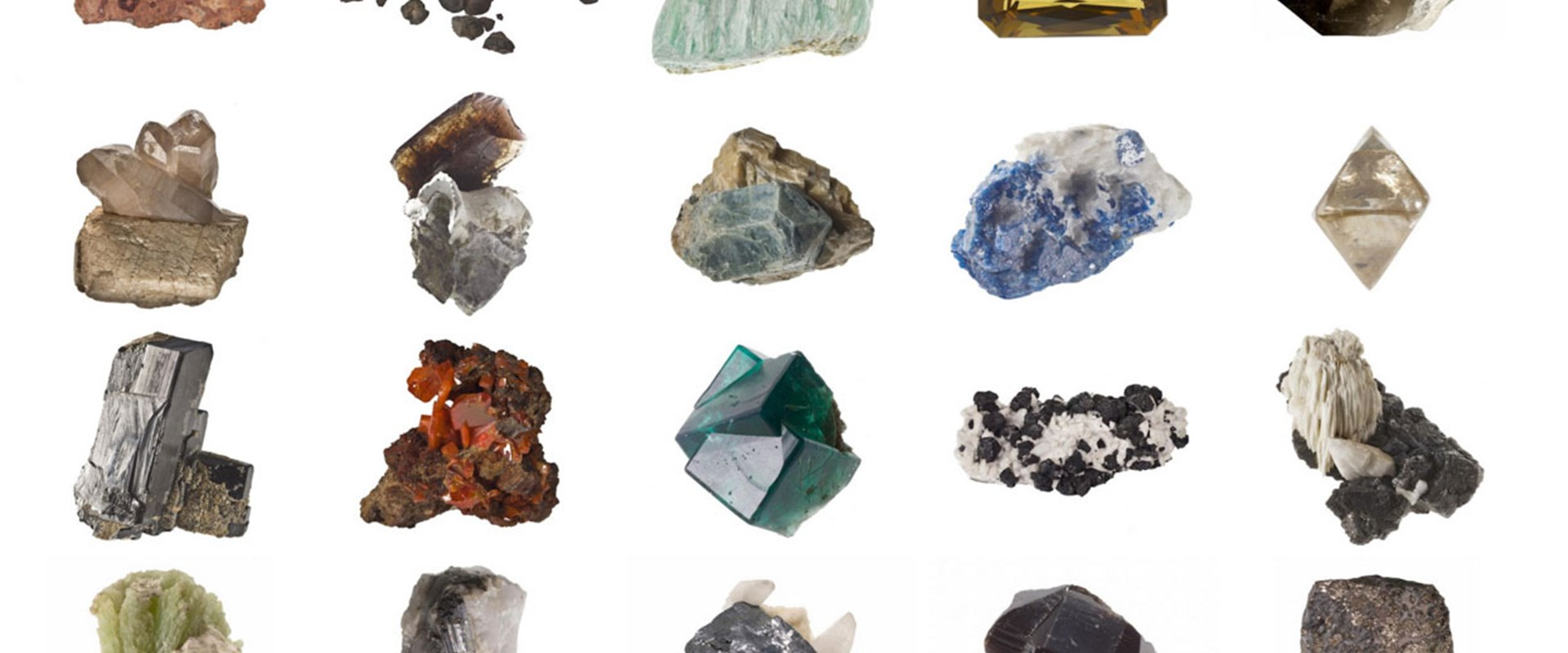 minerals in your mobile