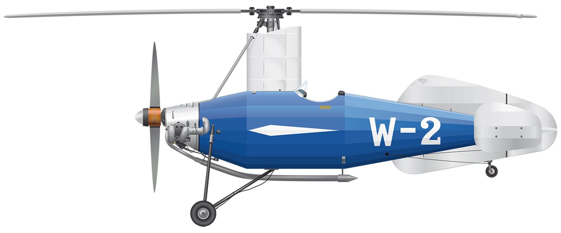 Weir W-2