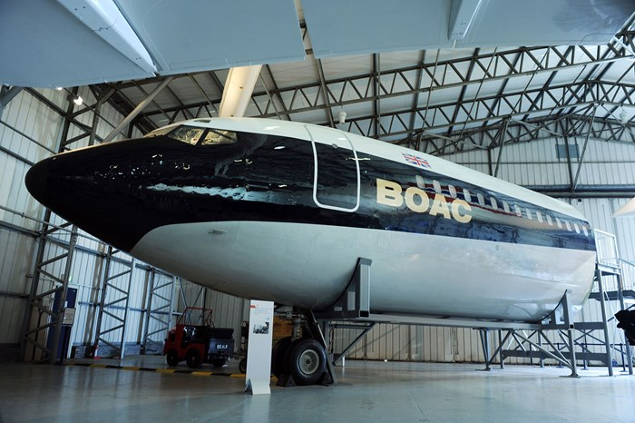Boeing exhibition