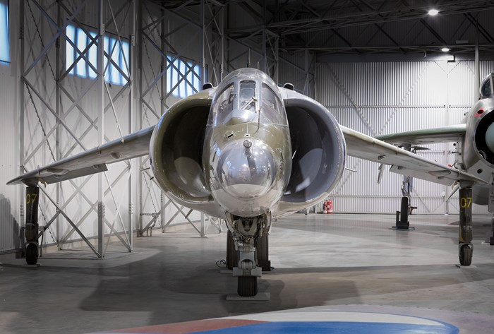 Hawker Harrier