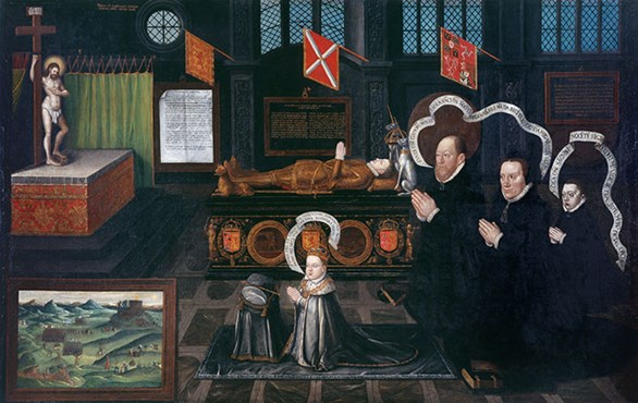 The Memorial of Lord Darnley, 1567-68. © Royal Collection Trust / @ 2013 Her Majesty Queen Elizabeth.