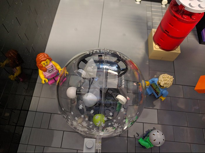 A LEGO® view of the Earth in Space gallery