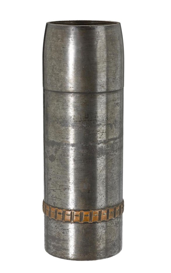 Turkish shrapnel shell