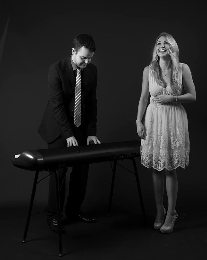 Fri 19 August: Ainsley Hamill & Alistair Paterson – traditional/Gaelic voice and piano duo