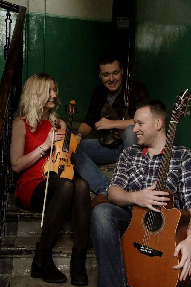 Sun 14 & Wed 24 August: Kilda – Traditional Scottish fiddle, pipe and vocal trio