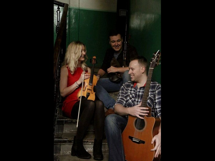 Mon 6  & Tues 7 August: Kilda – Traditional Scottish fiddle, pipe and vocal trio