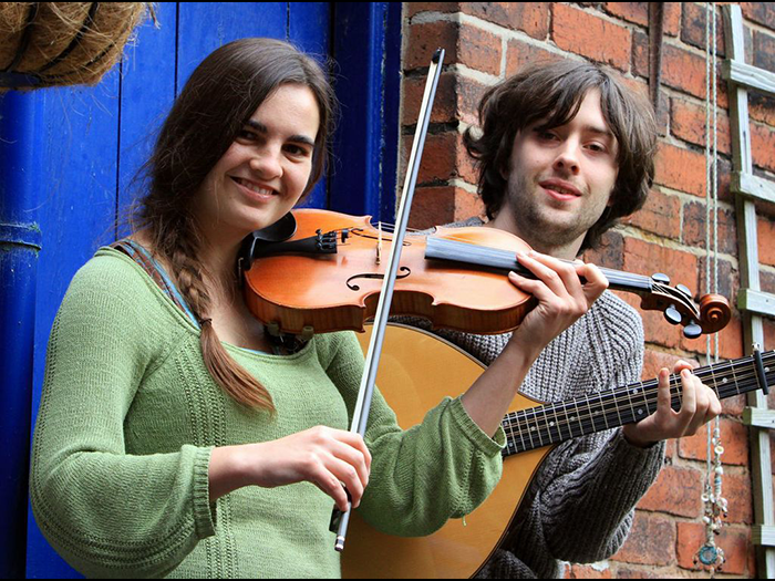 Fri 11 & Sun 20 August: Morag Brown and Lewis Powell - Traditional instrumental