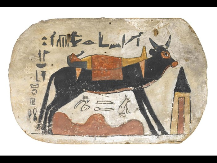the striding apis bull essay Free essay: the striding apis bull the apis bull originated in memphis, cult of serapis during the reign of ptolemy i serapis was the god whose association.