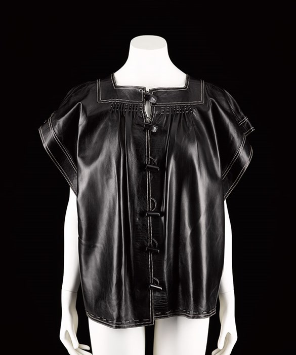 Leather, 1966-95.
