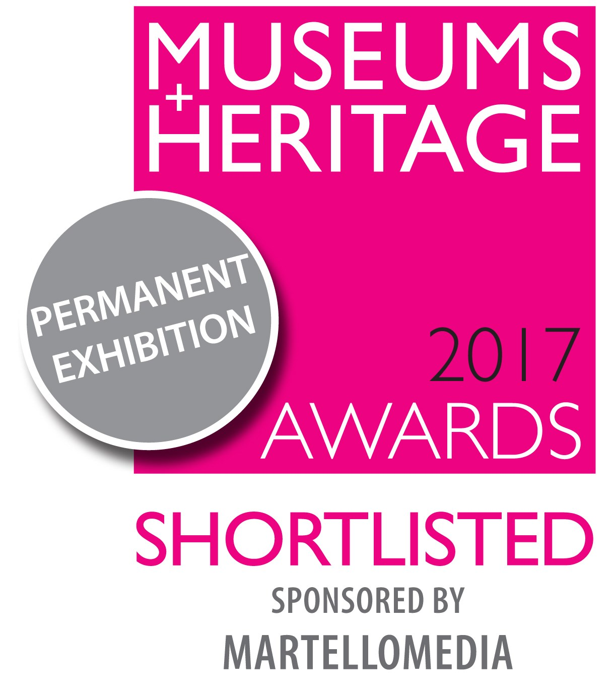 Shortlisted for the Museums + Heritage Permanent Exhibition award