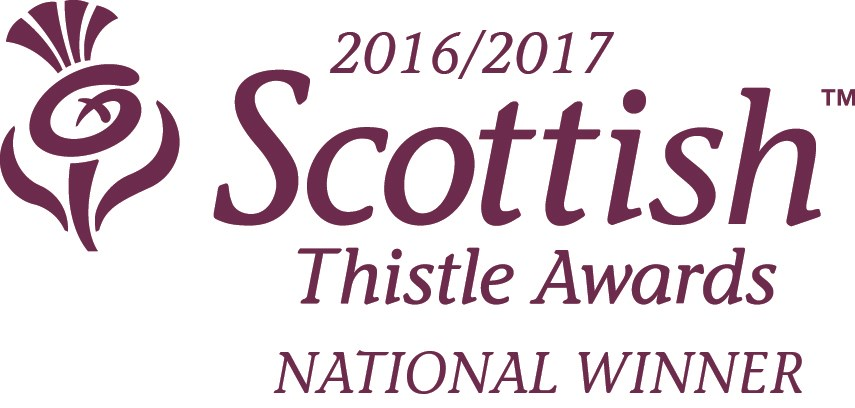 Scottish Thistle Awards National Winner