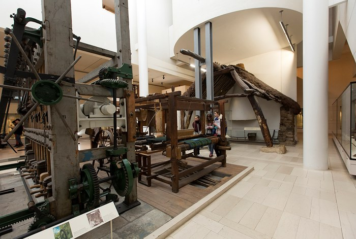 Looms in the Scotland Transformed gallery