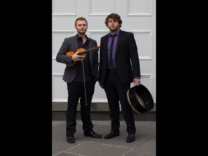Tue 8 & Wed 9 August: David Foley and Jack Smedley - Traditional folk duo