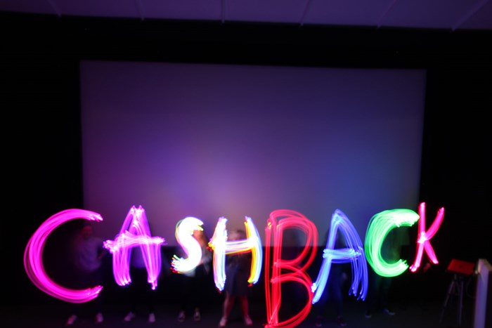 Cashback to the Future