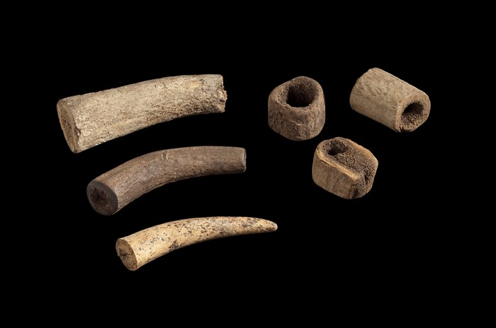 Iron Age antler-working debris from Applecross broch, Wester Ross
