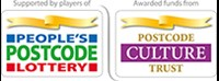 People's Postcode Lottery Postcode Culture Trust logo