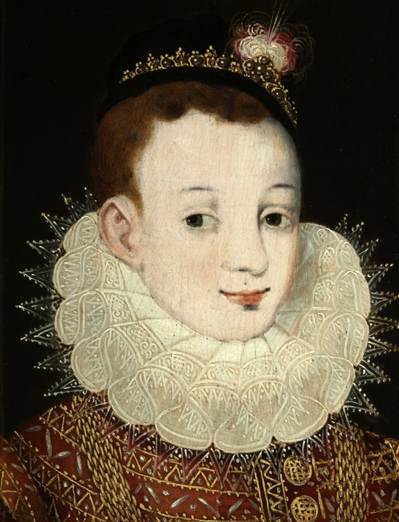 James VI as a boy