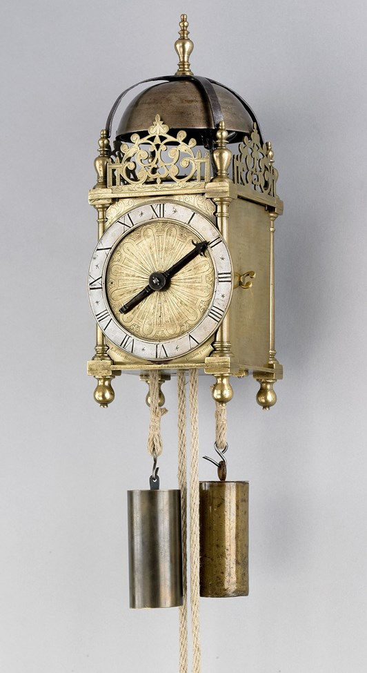 Robert Harvey, London, early lantern clock, c.1610