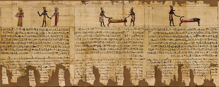 Funerary Papyri from Tanuat