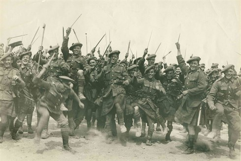 4th South African Infantry (South African Scottish), France, 1918 © Ditsong National Museum of Military History (1)