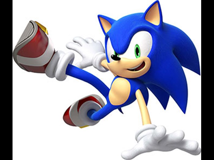 Sonic the Hedgehog. © SEGA. All rights reserved.