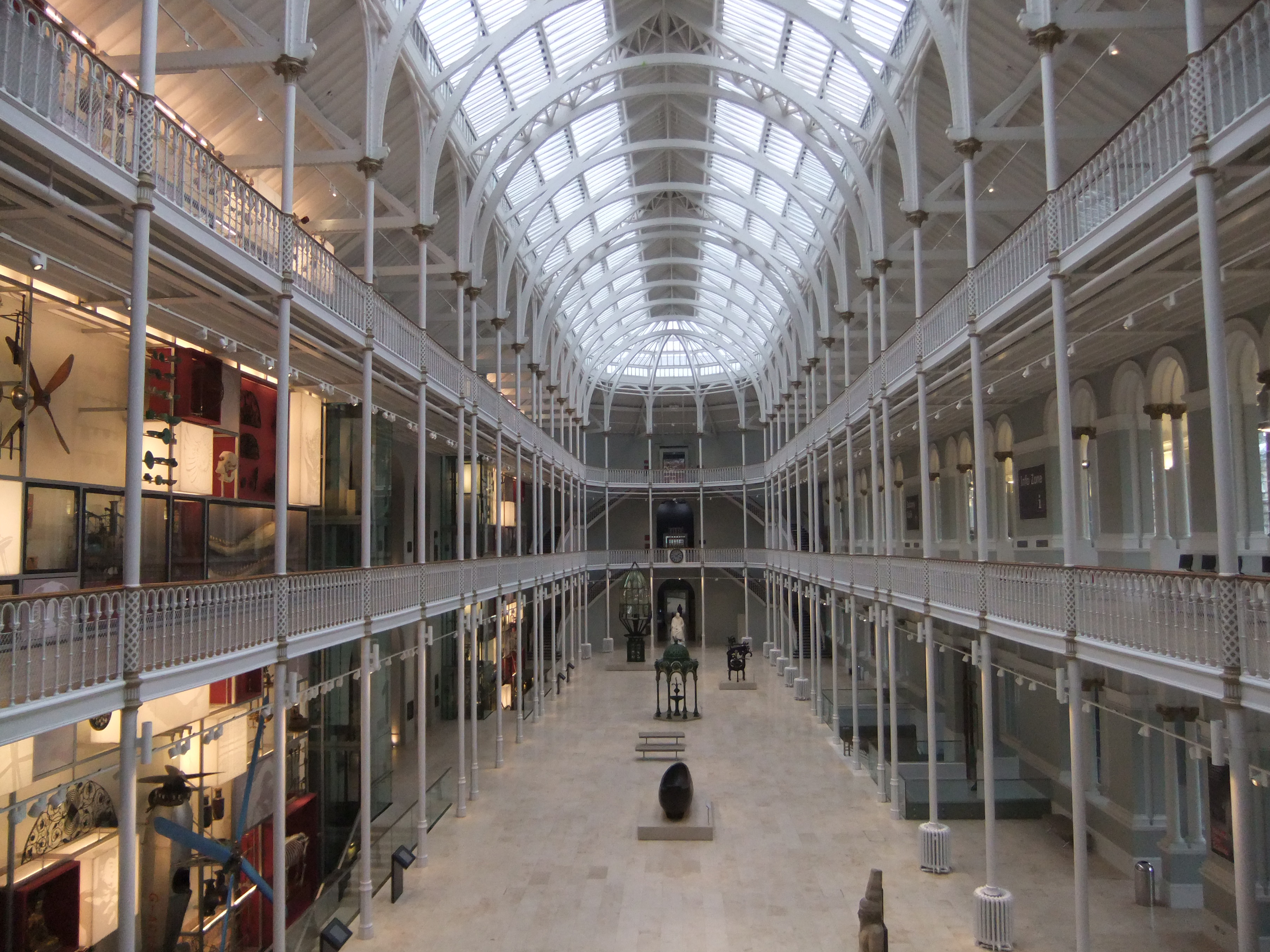 history of national museums scotland