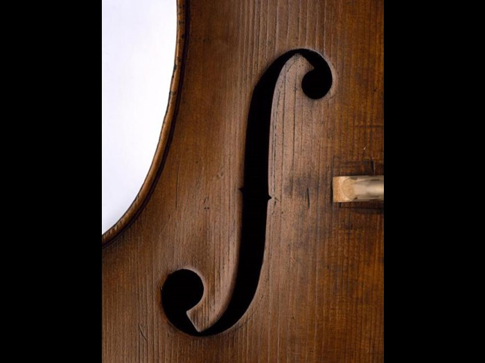 Cello made by Matthew Hardie and Son of Edinburgh, 1823