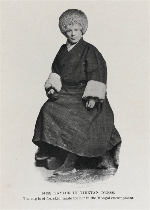 Image of Annie Royle Taylor
