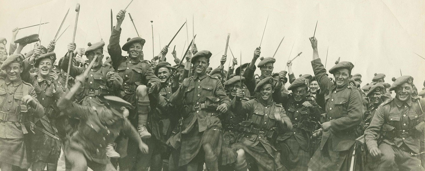 4th South African Infantry (South African Scottish), France, 1918 © Ditsong National Museum of Military History