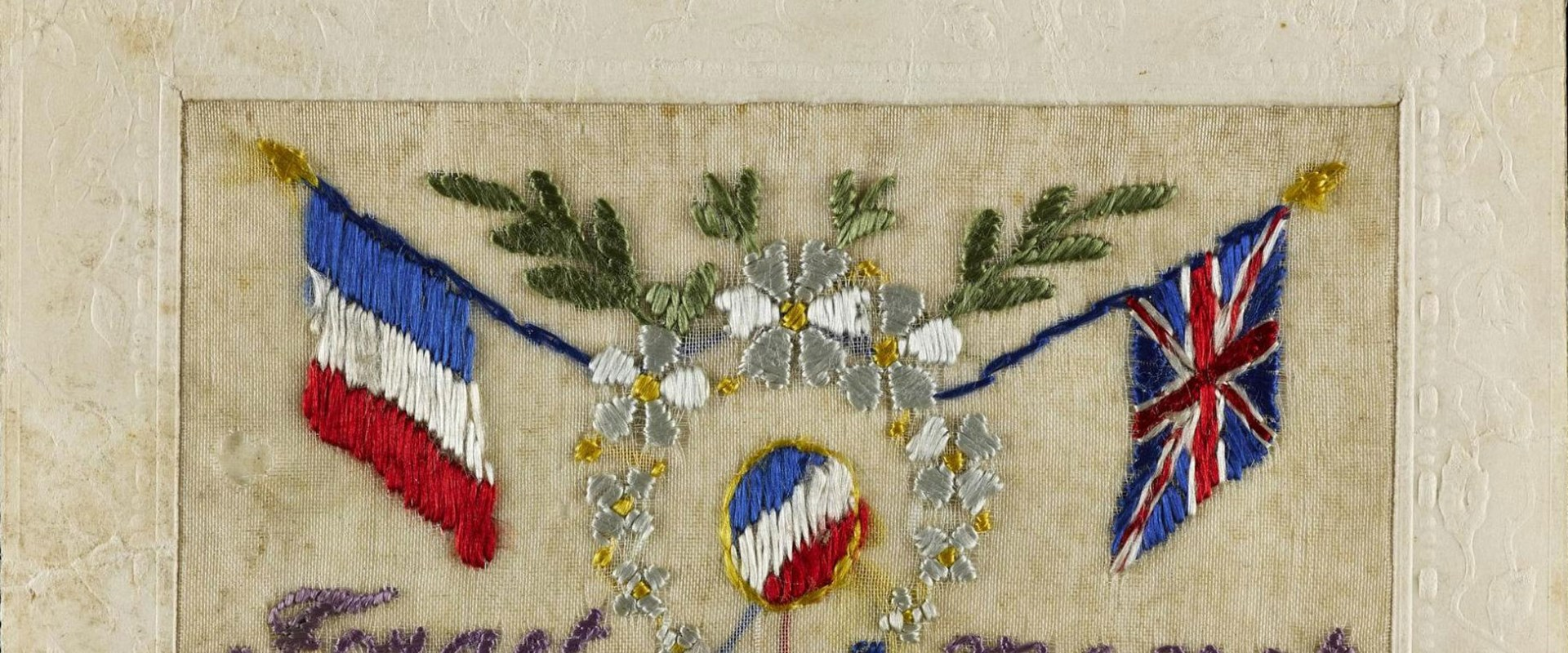 Next of Kin: Family mementoes of the First World War