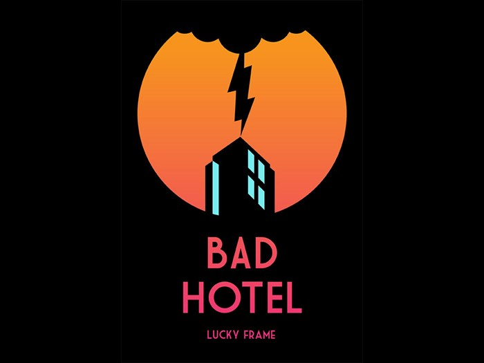 Bad Hotel, 2012. © Lucky Frame.
