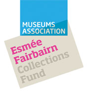 Museums Association Esmee Fairbairn Collections Fund