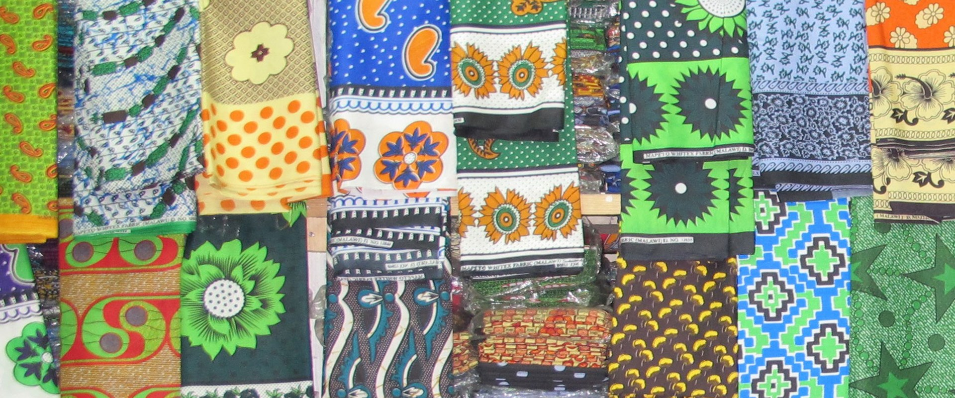 portrait cloths from malawi