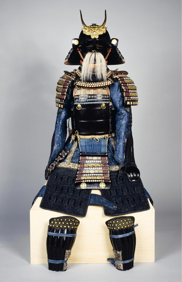 Suit of Samurai armour